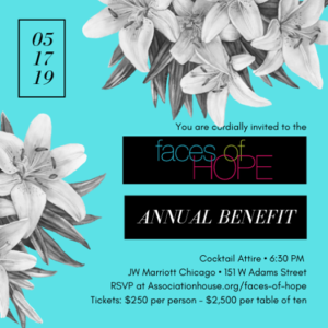 Humboldt Park Portal » Blog Archive Faces of Hope Benefit